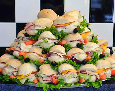 Franklin Square Deli's Chubby Party Tray