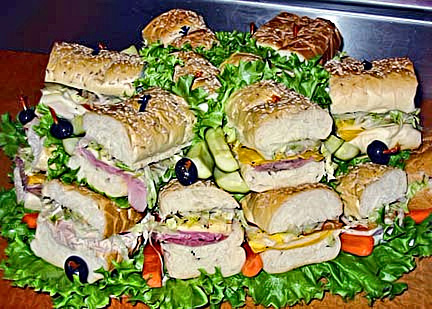 Franklin Square Deli's Party Tray